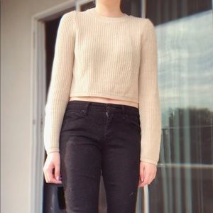 ASOS Design cropped sweater
